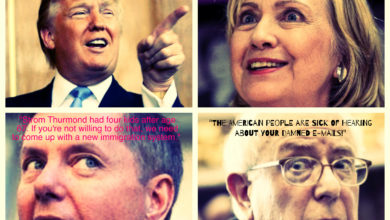 Photo of The Most Impactful Political Quotes of 2015