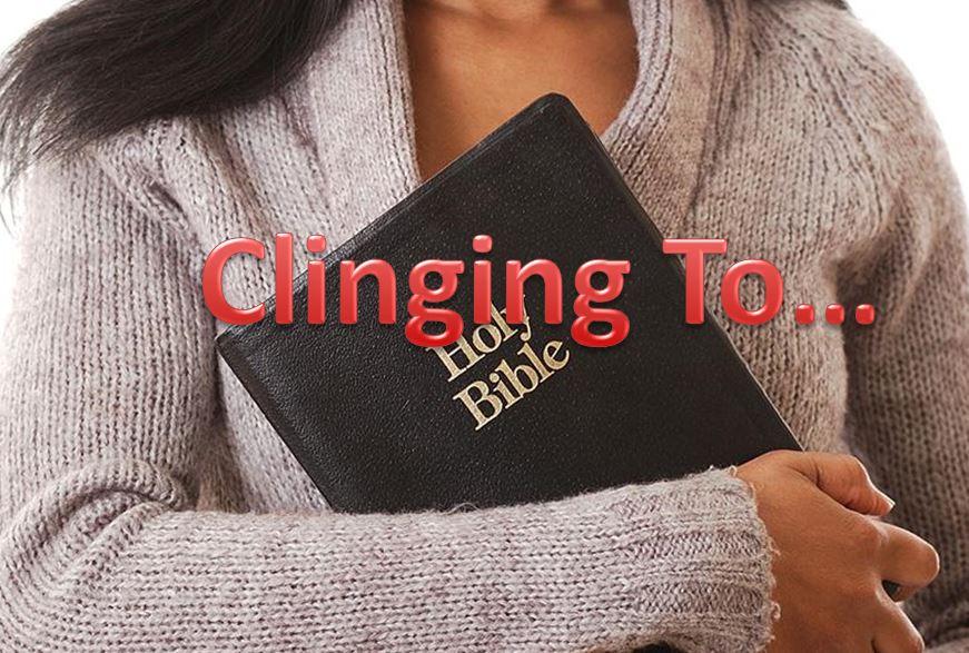 2016 January 22 - Clinging to Religion