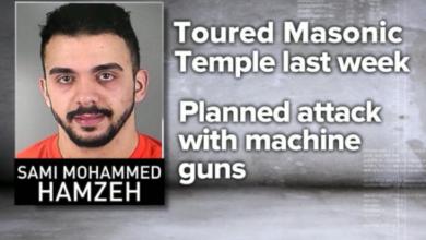 Photo of FBI Thwarts Mass Shooting Plot
