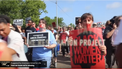 Photo of Historic March in Selma, Alabama Leads to Shut Down of Illegal Abortion Clinic