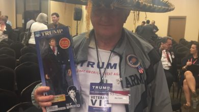 Photo of Donald Trump Draws Cheers and Boos at South Carolina Tea Party Convention