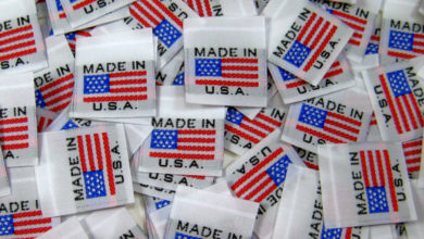Photo of American Flag Act Ensures American Flags are Made By American Workers
