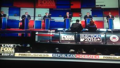 Photo of Fox Business Debate:  A Four-Man Showdown
