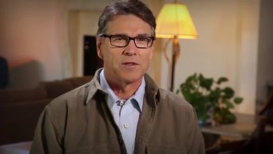 Photo of Rick Perry Endorses Ted Cruz for President