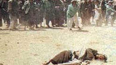 Photo of #RealWarOnWomen:  Sentenced to Stoning in the Islamic Republic
