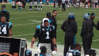 Photo of Panthers Quarterback Cam Newton to Owe California $150K Win or Lose Super Bowl