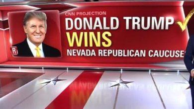 Photo of Donald Trump Wins Nevada Caucuses
