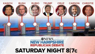 Photo of ABC Announces GOP Debate Lineup. Guess Who's Excluded?