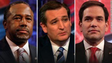 Photo of Carson, Rubio, Cruz Discuss Issues At CNN #GOPTownHall in Greenville