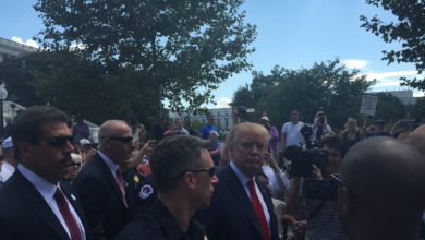 Photo of Donald Trump Takes New Hampshire By Storm with Retail Campaigning