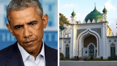 Photo of Baltimore Mosque Set for Obama Visit Has Controversial Ties