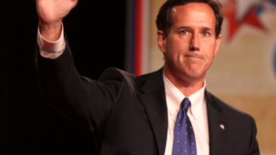 Photo of Sen. Rick Santorum Drops Out of Presidential Race, Makes Endorsement