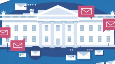 Photo of Hillary Clinton's Email-Gate Explained In Graphics and By The Numbers