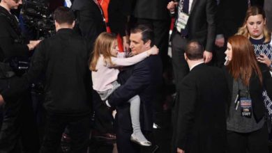 Photo of Vicious Video by OccupyDemocrats Attacks Cruz as Parent.