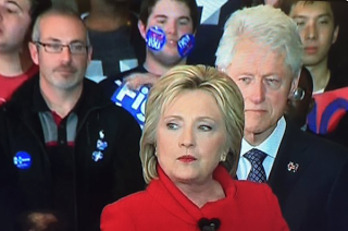 Photo of Daniel Greenfield:  Hillary Clinton is Her Own Worst Enemy