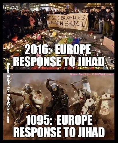 Europe Response to Jihad