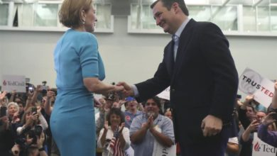 Photo of Ted Cruz to Name Carly Fiorina as VP Pick