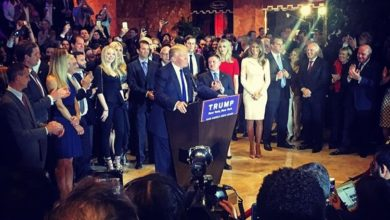 Photo of Donald Trump Wins Big in Homestate of New York
