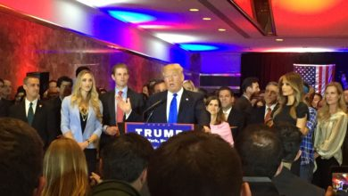 Photo of Donald Trump Sweeps All Five Northeast States