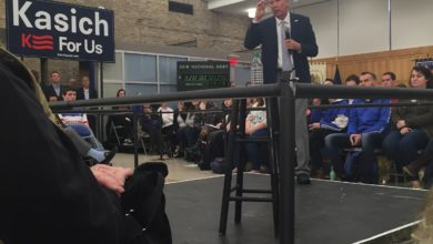 Photo of John Kasich Campaigns in Long Island ahead of New York Primary