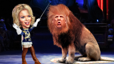"Photo of Did Megyn ""Trump"" Fox Without Ailes' Okay?"