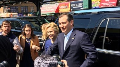 """Photo of Ted Cruz Receives the """"Bronx Cheer"""" After Big Win in Wisconsin"""