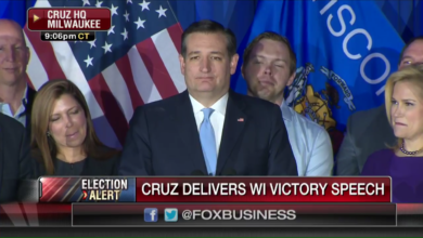 "Photo of Ted Cruz Wins Wisconsin Primary: ""Tonight is a Turning Point"""