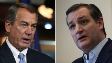 Photo of According to John Boehner, Ted Cruz is 'Lucifer in the Flesh'