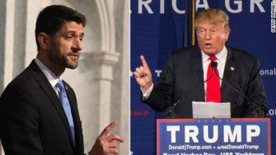 "Photo of Donald Trump, Paul Ryan Meeting a ""Positive Step"" – But No Endorsement Yet"
