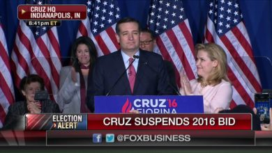 Photo of Ted Cruz Drops Presidential Bid After Losing Indiana Primary