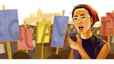 Photo of Google Doodle Goes Full-On Marxist