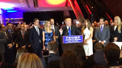 Photo of Donald Trump Wins Indiana Primary; Becomes Presumptive GOP Nominee