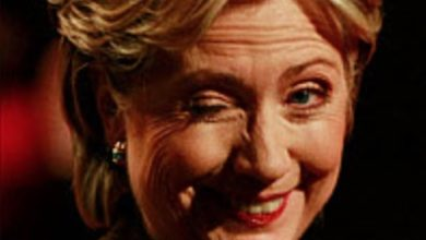 Photo of Why Does Hillary Look Ghastly? Her New Persona Or Parkinson's?