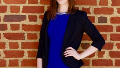 Photo of PolitiChicks Profile:  Editor of Red Millennial, Julia Porterfield