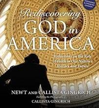 "Photo of Book Review:  ""Rediscovering God in America"" by Newt and Callista Gingrich"