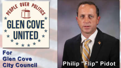 Photo of Conservative NY Congressional Candidate Phil Pidot Allowed to Challenge Machine-Backed Incumbent