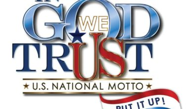 Photo of The Nationwide Blitz Celebrating 'In God We Trust'