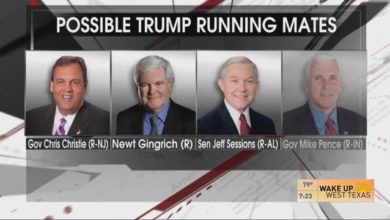 Photo of The Race For Donald Trump VP