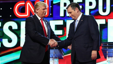 Photo of Donald Trump, Ted Cruz Meet For First Time Since Primary