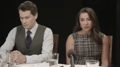 Photo of BRILLIANT:  Actors Reenact Huma Abedin's Deposition Testimony About Hillary's Email