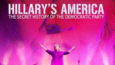 Photo of Movie Review:  Dinesh D'Souza's Hillary's America (5 Stars out of 5!)