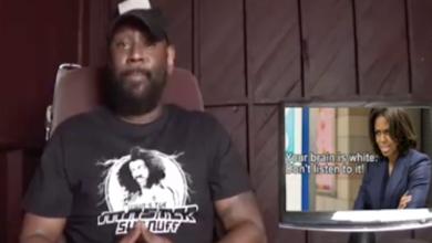 Photo of AlfonZo Rachel: Obama's Police Hating BLM Aren't Like MLK, More Like KKK