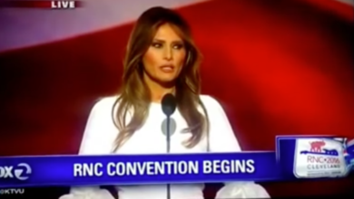 Photo of Who Wrote Melania Trump's GOP Convention Speech?  You're Fired!