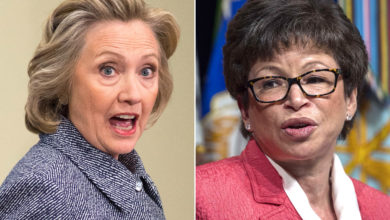 Photo of Valerie Jarrett:  How Much Control Does She Have Over Obama and Clinton?