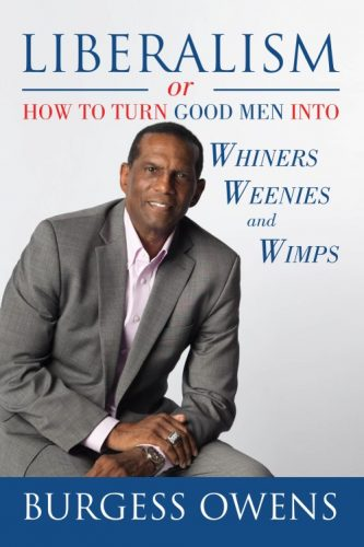 BURGESS OWENS COVER OF LIBERALISM