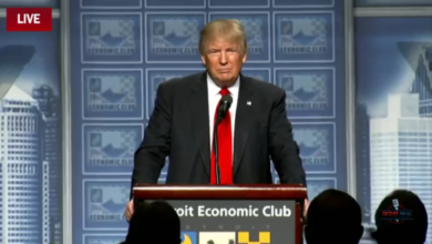 Photo of Donald Trump Unveils Detailed Economic Policy Plan in Detroit