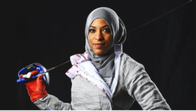 "Photo of A Question for the Muslim Olympian Who ""Doesn't Feel Safe"" in America"