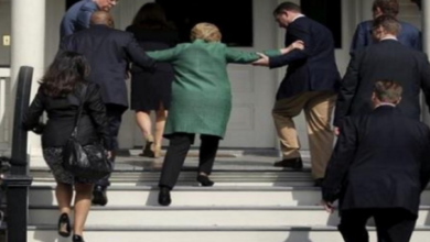 Photo of Hillary Clinton:  The Pictures Say A Thousand (Necessary) Words
