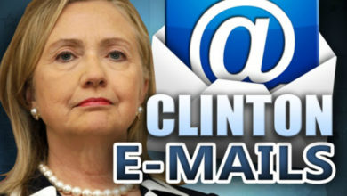 Photo of Clinton Emailed Classified Information AFTER Leaving State Dept.