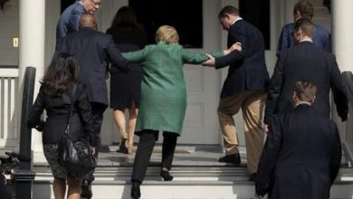 Photo of Doctor Says 9/11 Collapse Shows Hillary Has Signs of Parkinson's